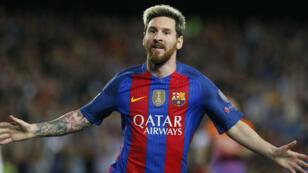 Auteur d'un triplé, Lionel Messi a permis au Barça de dominer Manchester City.