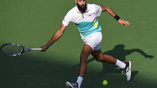 The US Tennis Association announced Sunday that an unidentified player has tested positive for COVID-19 and withdrawn from the Grand Slam event that begins Monday in New York, with France's Benoit Paire later removed from the men's draw