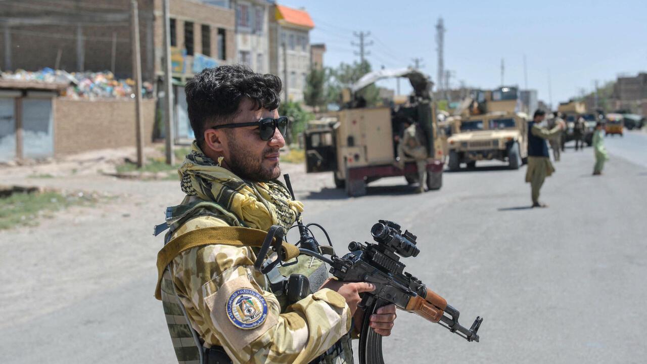 Afghanistan's Ghani blames 'abrupt' US withdrawal for worsening security