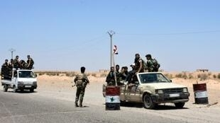 يأتي بدء تطبيق وقف إطلاق النار في جنوب سوريا عشية انطلاق جولة سابعة من مفاوضات السلام بجنيف.