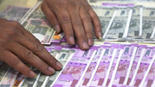 La monnaie indienne est exprimée en roupie