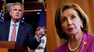 McCarthy Pelosi Jan 6 showdown