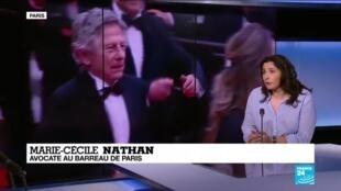 2020-03-10 13:18 Polémique Polanski aux César : 114 avocates défendent la présomption d'innocence