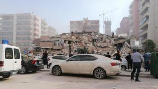 Izmir-earthquake