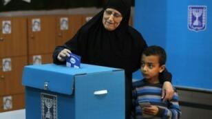 Israeli Arabs make up around 17.5 percent of the population