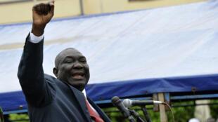 Michel Djotodia, président centrafricain de transition
