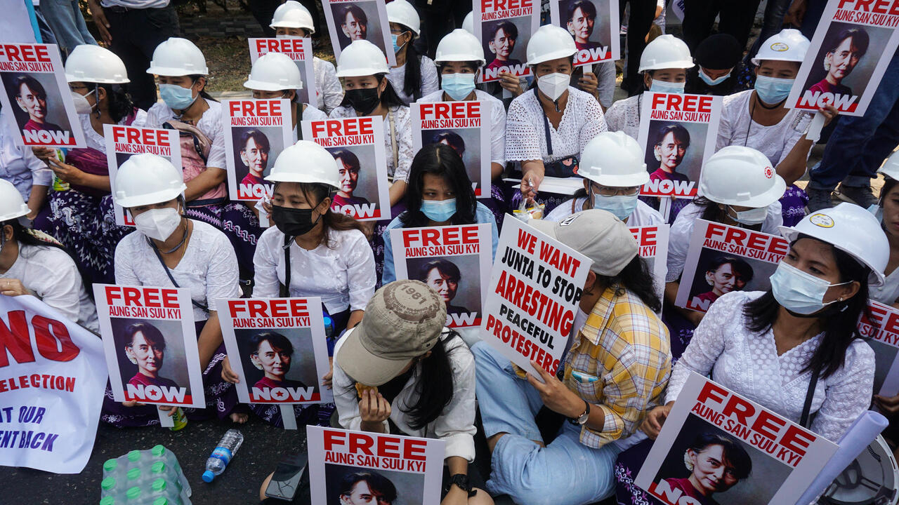 Myanmar faces renewed protests as Indonesia pursues diplomatic efforts