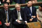 Le Brexit de Boris Johnson remporte un premier vote au Parlement