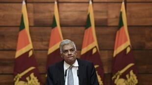 Warnings about a plan for suicide bombings on churches were not shared with Sri Lanka's PM Wickremsinghe
