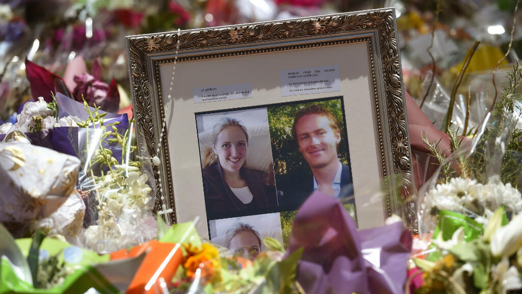 Katrina Dawson et Tori Johnson ont été tués lors de l'assaut de la police dans le café de Sydney où ils étaient retenus en otages, à la mi-décembre 2014.