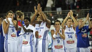 L'équipe de France de basket est qualifiée pour les quarts de finale du Mondial-2014.