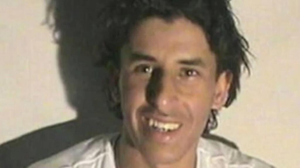 الصورة مأخودة من فيديو لتقرير تلفزيوني