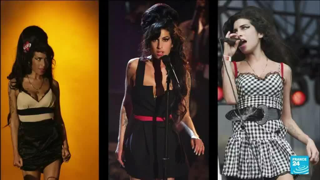 2021-10-12 13:15 Amy Winehouse's belongings auctioned to benefit those facing addiction
