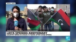 2021-02-17 12:07 'Bittersweet anniversary': Libya's decade of turmoil since Gaddafi's fall