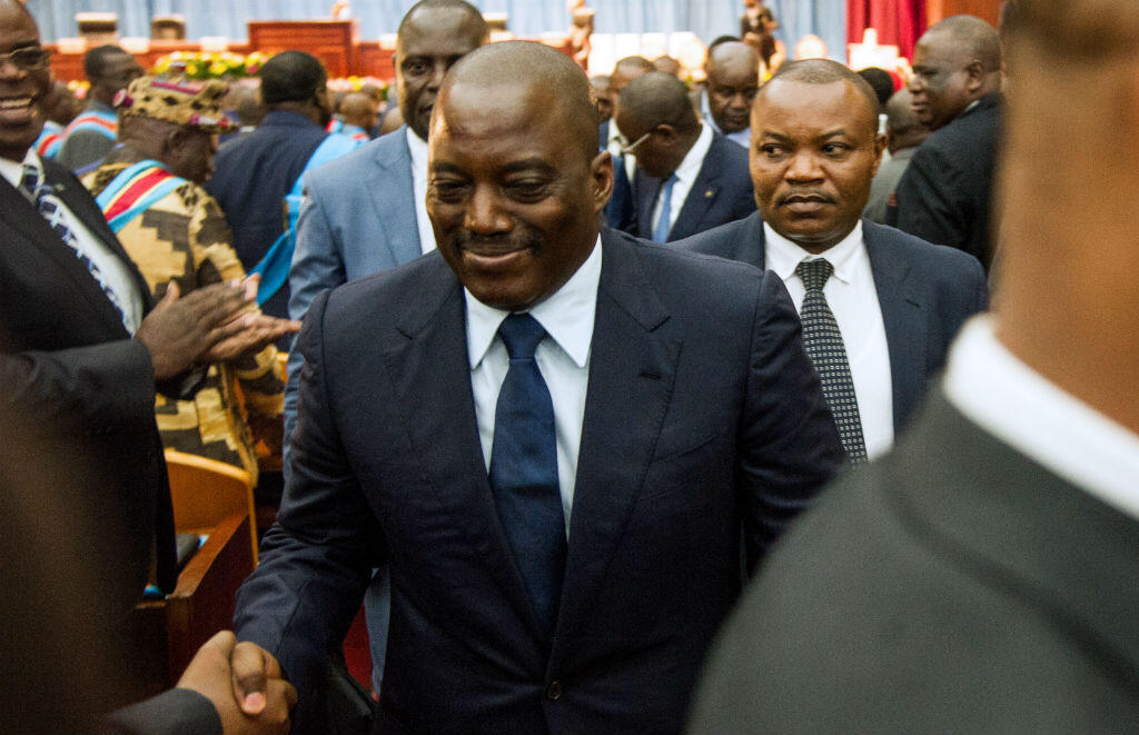 رئيس الكونغو الديمقراطية جوزيف كابيلا