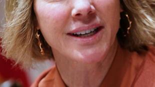 السفيرة الأميركية لدى الأمم المتّحدة كيلي كرافت