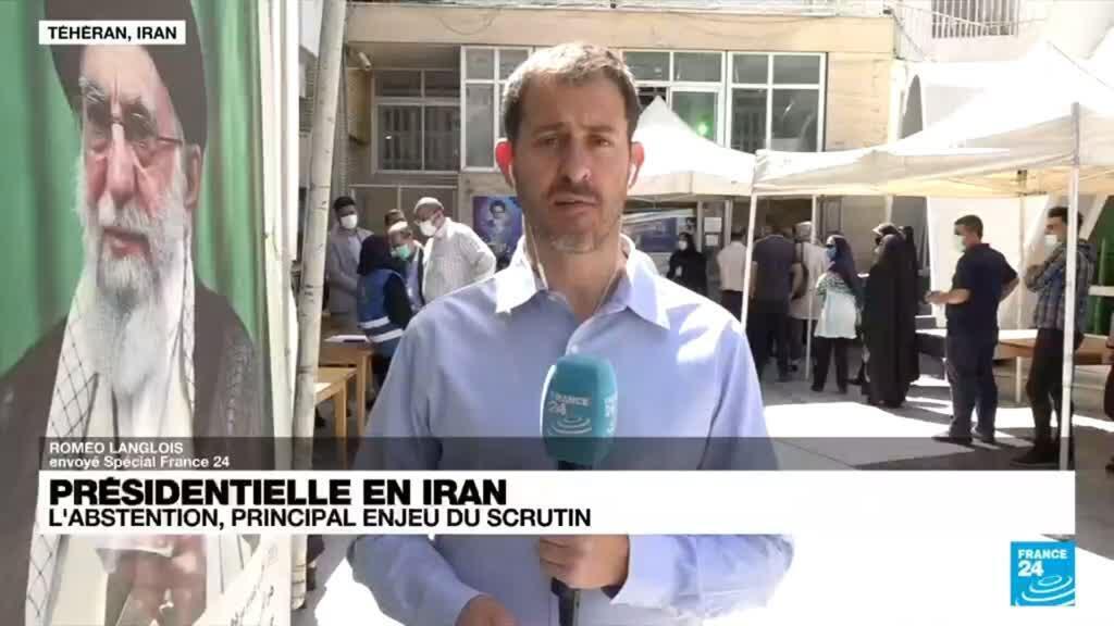 """2021-06-18 08:02 Présidentielle iranienne : """"une campagne critiquée par les Iraniens"""""""