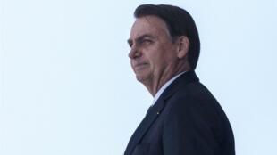الرئيس البرازيلي جايير بولسونارو