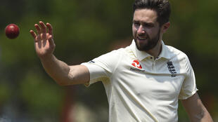 Back in the swing - England's Chris Woakes has returned to training