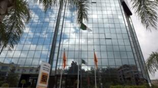 مقر سوناطراك في العاصمة الجزائرية