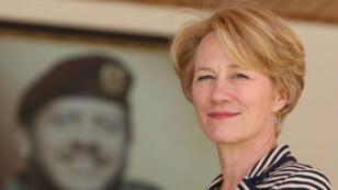 Alice Wells, sous-secrétaire d'État adjointe chargée de l'Asie du Sud et du centre.