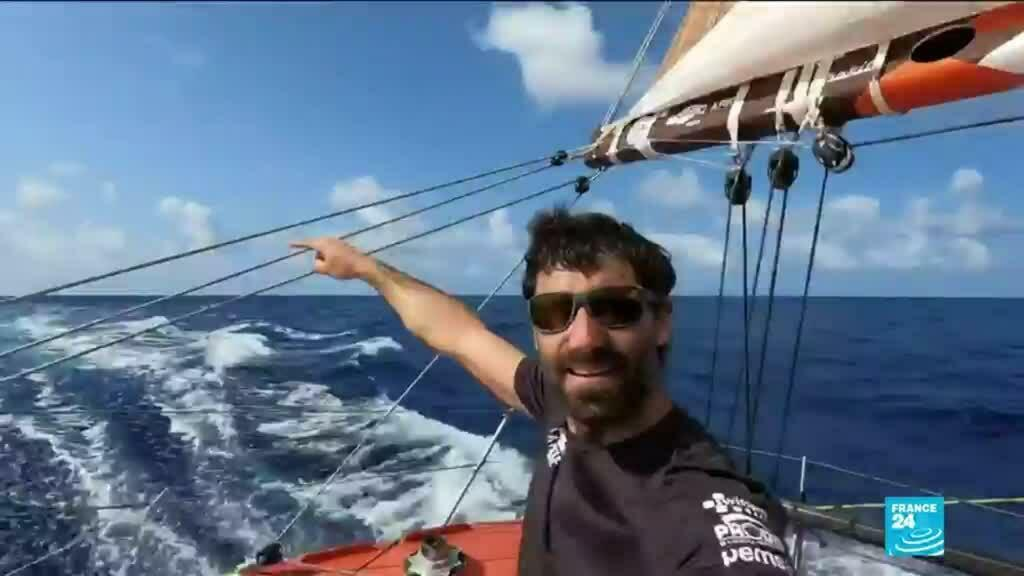 2021-01-27 09:41 Thrilling finale on horizon in round-the-world Vendee Globe yacht race