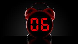Les horloges branchées sur secteur avaient pris jusqu'à six minutes de retard ces derniers jours.