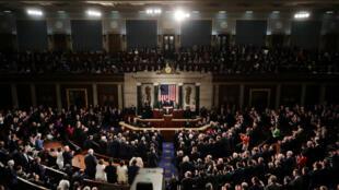 En caso que el Senado no apruebe el proyecto de ley de presupuesto temporal, se cerrará el Gobierno federal por primera vez en cinco años (Imagen de archivo - 28 de febrero de 2017).