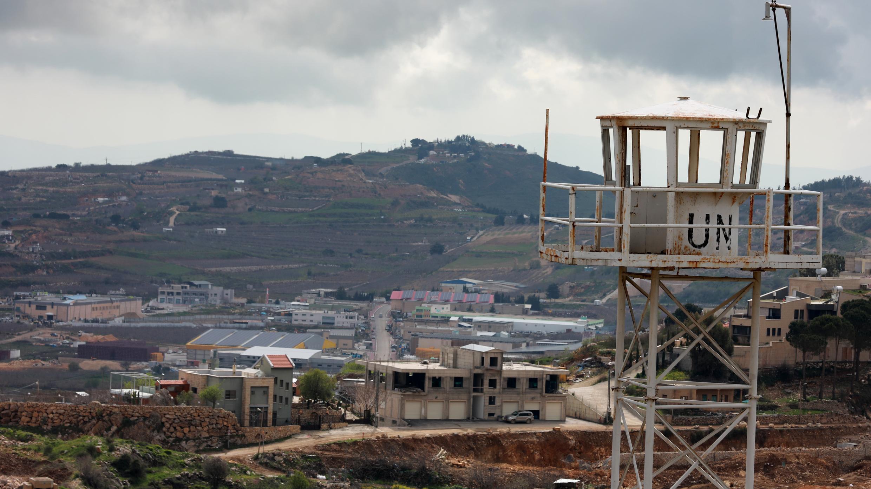 Sur le plateau du Golan, la Force des Nations unies pour l'observation du désengagement (Fnuod).