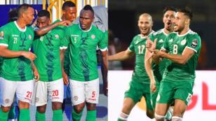 Madagascar, face à la RDCongo, puis l'Algérie, face à la Guinée, tenteront d'obtenir leur billet pour les quarts de finale.