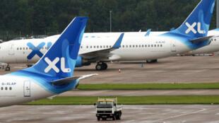 La compagnie aérienne française XLAirways s'est déclarée en cessation de paiement.