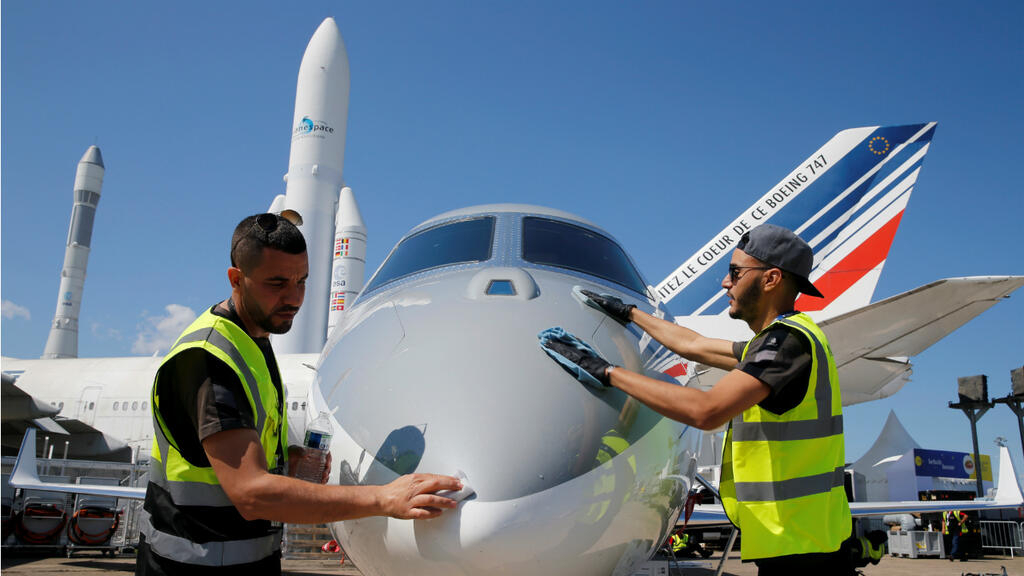 Boeing crisis, trade tensions cast pall over Paris Air Show