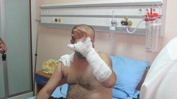 تامر يتعالج في مستشفى بتركيا