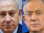 Netanyahu in tight race against Benny Gantz as Israel prepares to vote in run-off