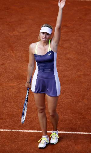 Maria Sharapova défendra son titre