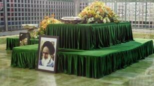 ضريح زعيم الثورة الإسلامية آية الله روح الله الخميني