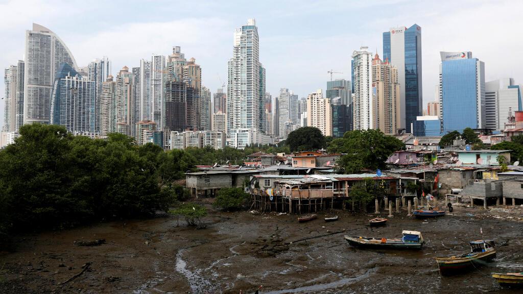 Vista general de la ciudad de Panamá, Panamá, tomada el 1 de mayo de 2019.