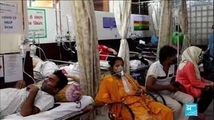 Covid-19 continues to wreak havoc in India, the country has exceeded 20 million cases