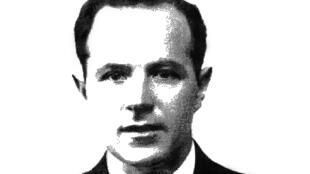 Une photographie prise en 1957 de Jakiw Palij.