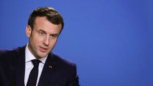 """The French president has vowed to """"carry out"""" his flagship pension reform despite four weeks of crippling transport strikes."""