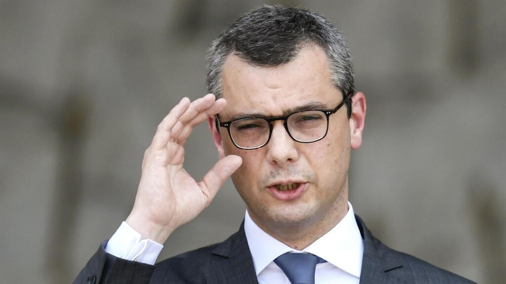 Le secrétaire général de la présidence de la République, Alexis Kohler (archives).