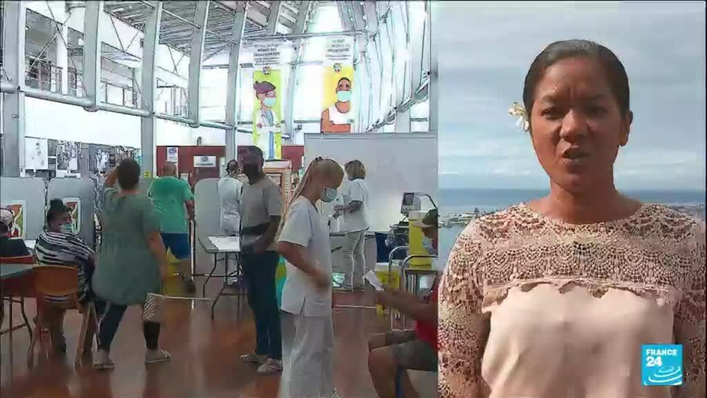 2021-08-18 10:11 Epidemie de Covid-19 : les hôpitaux saturent à Tahiti