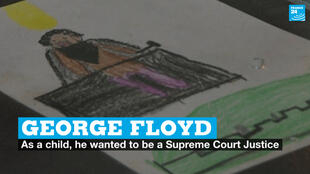 When George Floyd was a child, he wanted to become a Supreme Court Justice
