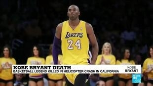 2020-01-27 10:05 Kobe Bryant dies: NBA mourns late basketball legend