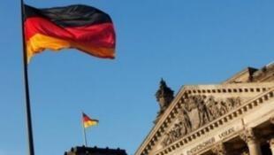 العلم الألماني