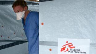 Les essais menés par MSF commenceront en décembre et leurs résultats pourraient être disponibles en février.