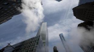 Foto de archivo muestra la sede del banco estadounidense Goldman Sachs, el 17 de abril de 2019, en la ciudad de Nueva York