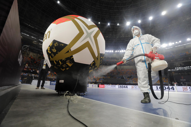 Handball sport covid