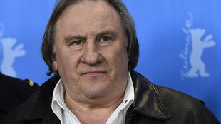 Accused: French actor Gerard Depardieu has been charged with raping a young actress