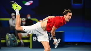 Russia's Daniil Medvedev is among the favourites at the Australian Open